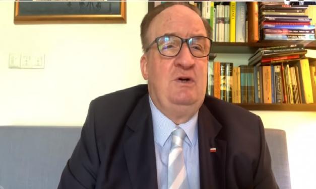 Wykluczenie Polski iWęgier zFunduszu Odbudowy toblef. Jacek Saryusz-Wolski dementuje fake newsa opozycji