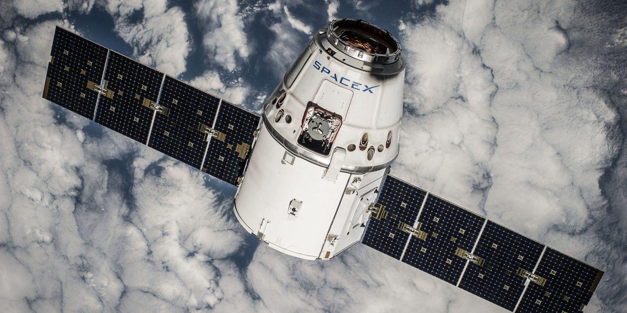 SpaceX niewdraża technologii 5G zapomocą 12 000 satelitów