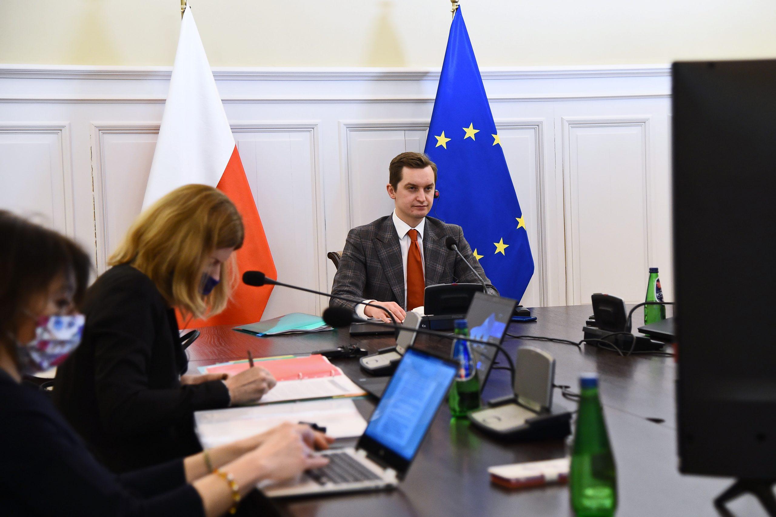 Solidarna Polska nieszczepiła się poza kolejnością
