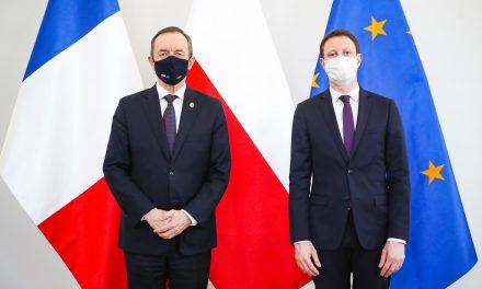 Tonieprawda, żerząd zabronił francuskiemu wiceministrowi wizyty wKraśniku