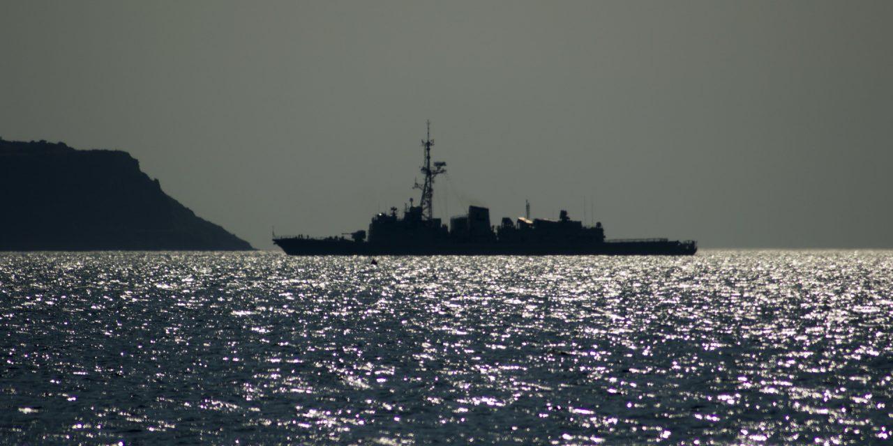 Brytyjski okręt ostrzelany przezRosję? Sprawdzamy