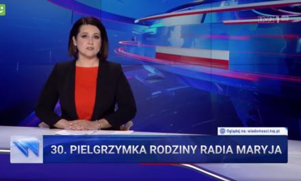 Radio Maryja zarzuca manipulację Wiadomościom TVP? Sprawdzamy