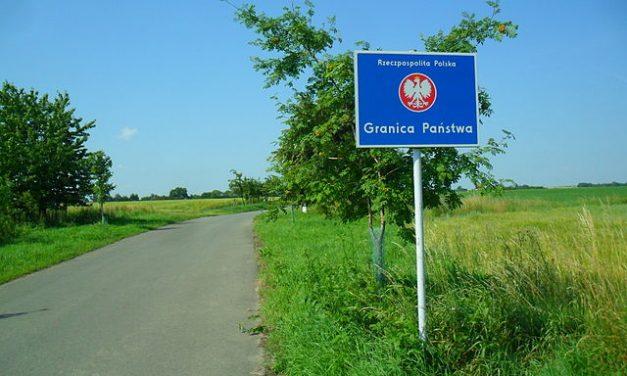 Pas ziemi niczyjej nagranicy polsko-białoruskiej? Sprawdzamy