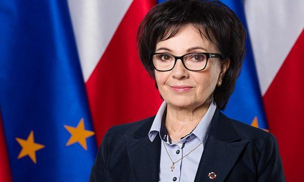 Nie, Marszałek Sejmu niepoleciała śmigłowcem doKarpacza