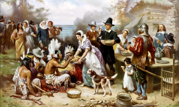 Nie, Święto Dziękczynienia niema swojego początku wmasakrze Indian wXVII w.